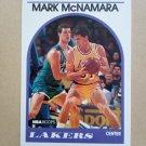 1989-90 NBA Hoops #289 Mark McNamara Los Angeles Lakers