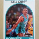 1989-90 NBA Hoops #299 Dell Curry Charlotte Hornets