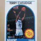 1989-90 NBA Hoops #308 Terry Catledge Orlando Magic