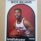 1989-90 NBA Hoops #315 Buck Williams Portland Trail Blazers