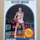 1989-90 NBA Hoops #318 Scott Skiles Orlando Magic