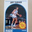 1989-90 NBA Hoops #322 Jeff Turner Orlando Magic