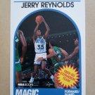 1989-90 NBA Hoops #339 Jerry Reynolds Orlando Magic