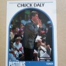 1989-90 NBA Hoops #11 Chuck Daly Detroit Pistons