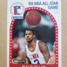 1989-90 NBA Hoops #43 Dale Ellis Seattle Supersonics All-Star