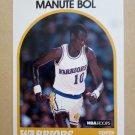 1989-90 NBA Hoops #75 Manute Bol Golden State Warriors