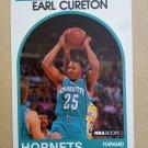 1989-90 NBA Hoops #112 Earl Cureton Charlotte Hornets