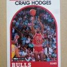 1989-90 NBA Hoops #113 Craig Hodges Chicago Bulls