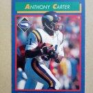 1992 Score #108 Anthony Carter Minnesota Vikings