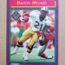 1992 Score #175 Dalton Hilliard New Orleans Saints