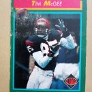 1992 Score #239 Tim McGee Cincinnati Bengals