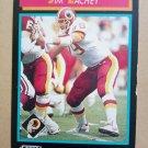 1992 Score #349 Jim Lachey Washington Redskins