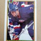 1990-91 Bowman #116 Tom Fitzgerald New York Islanders