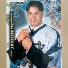 1999-00 Pacific Dynagon Ice #176 Brad Stuart San Jose Sharks Rookie