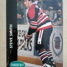 1991-92 Parkhurst #31 Steve Smith Chicago Blackhawks