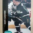 1991-92 Parkhurst #78 Dave Gagner Minnesota North Stars
