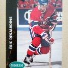 1991-92 Parkhurst #85 Eric Desjardins Montreal Canadiens