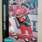 1991-92 Parkhurst #94 Scott Niedermayer New Jersey Devils Rookie