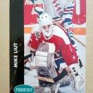 1991-92 Parkhurst #196 Mike Liut Washington Capitals