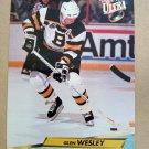 1992-93 Fleer Ultra #11 Glen Wesley Boston Bruins
