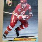 1992-93 Fleer Ultra #28 Robert Reichel Calgary Flames