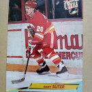 1992-93 Fleer Ultra #30 Gary Suter Calgary Flames