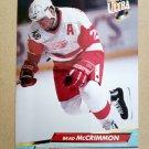 1992-93 Fleer Ultra #52 Brad McCrimmon Detroit Red Wings
