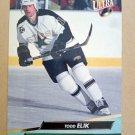 1992-93 Fleer Ultra #93 Todd Elik Minnesota North Stars