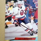1992-93 Fleer Ultra #130 Scott Lachance New York Islanders Rookie