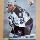 1992-93 Fleer Ultra #200 Marc Bergevin Tampa Bay Lightning