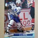 1992-93 Fleer Ultra #216 Peter Zezel Toronto Maple Leafs