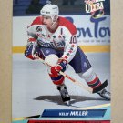 1992-93 Fleer Ultra #236 Kelly Miller Washington Capitals