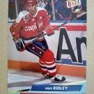 1992-93 Fleer Ultra #238 Mike Ridley Washington Capitals
