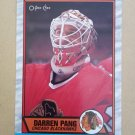 1989-90 O-Pee-Chee #31 Darren Pang Chicago Blackhawks