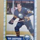 1989-90 O-Pee-Chee #119 Ray Sheppard Buffalo Sabres