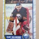 1989-90 O-Pee-Chee #170 Clint Malarchuk Buffalo Sabres