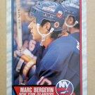 1989-90 O-Pee-Chee #249 Marc Bergevin New York Islanders