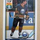1991-92 O-Pee-Chee #273 Donald Audette Buffalo Sabres