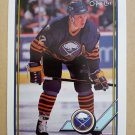 1991-92 O-Pee-Chee #503 Mikko Makela Buffalo Sabres