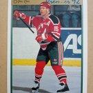 1991-92 O-Pee-Chee Premier #4 John MacLean New Jersey Devils