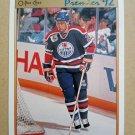 1991-92 O-Pee-Chee Premier #30 Scott Mellanby Edmonton Oilers