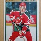 1991-92 O-Pee-Chee Premier #35 Scott Niedermayer New Jersey Devils Rookie