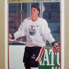 1991-92 O-Pee-Chee Premier #39 Troy Mallette Edmonton Oilers