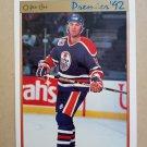 1991-92 O-Pee-Chee Premier #46 Luke Richardson Edmonton Oilers