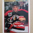 1991-92 O-Pee-Chee Premier #52 Jeremy Roenick Chicago Blackhawks