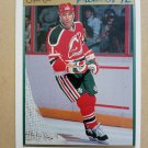 1991-92 O-Pee-Chee Premier #54 Dave Barr New Jersey Devils