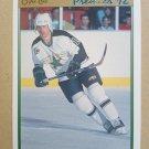 1991-92 O-Pee-Chee Premier #74 Todd Elik Minnesota North Stars