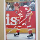 1991-92 O-Pee-Chee Premier #81 Al MacInnis Calgary Flames