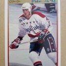 1991-92 O-Pee-Chee Premier #88 Kevin Hatcher Washington Capitals