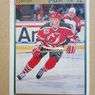 1991-92 O-Pee-Chee Premier #91 Tom Chorske New Jersey Devils